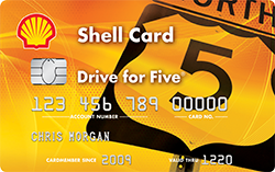 shell card application form - Shell Fleet Card