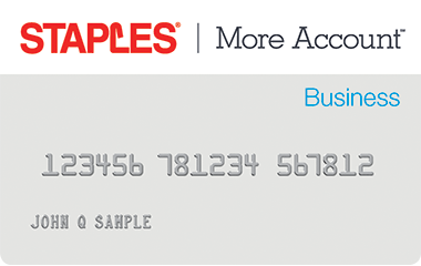 Staples business more account application form staples reheart Images