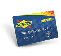 Office depot business credit account application form easily keep track of your fuel and service costs with the sunoco corporate fleet card reheart Image collections