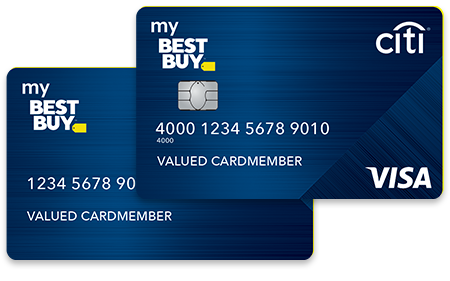 Does My Best Buy Citi Visa Card