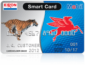 Citibank Exxon Mobil Gas Card