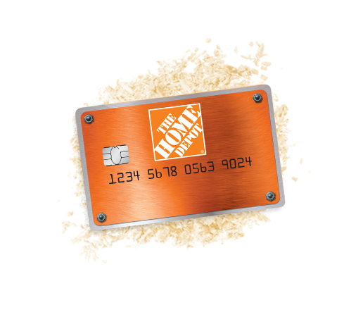 Homedepot Credit Card: Sign On