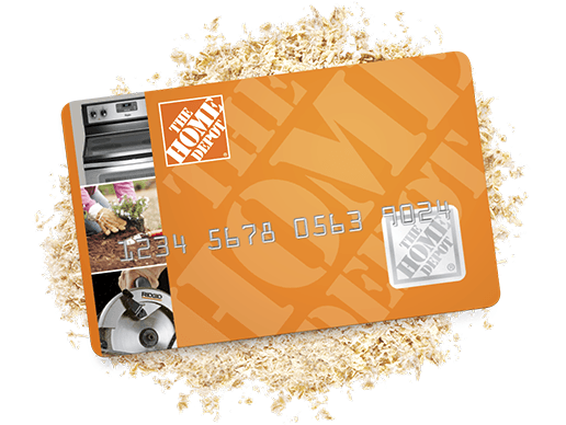 HomeDepot Credit Card: Sign On