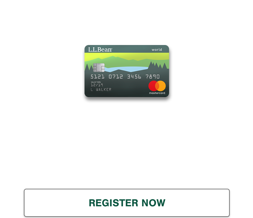 Citicards Pay Bill >> L L Bean Credit Card Log In Or Apply